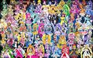 73 Pretty Cure Warriors and Fairies