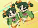 Happy Seven Fukurokuju and Juroujin