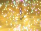 Sasami Mahou Shoujo Club Makoto using her magic