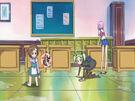 Sasami Mahou Shoujo Club Makoto using her magic13