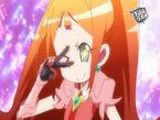 Magical Mako transformation pose