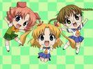 Happy Seven Amano, Kuan and Shouko2