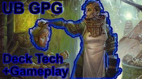Standard UB God Pharaoh's Gift Deck Tech and Gameplay-0