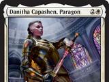 Danitha Capashen, Paragon