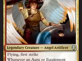 Tiana, Ship's Caretaker