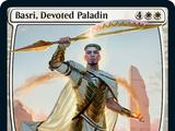 Basri, Devoted Paladin