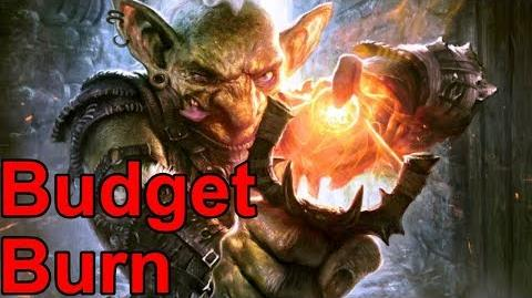 Decks/Budget Mono Red Burn