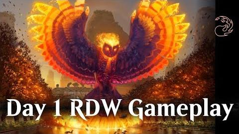 Magic Arena Open Beta Day 1 RDW Gameplay