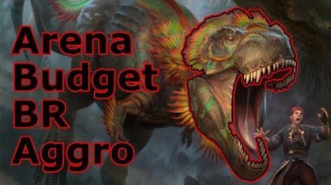 """Decks/""""Budget"""" BR Aggro"""