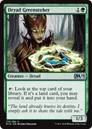 Dryad Greenseeker M19 178