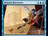 Brazen Borrower