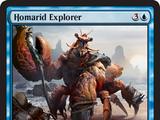 Homarid Explorer