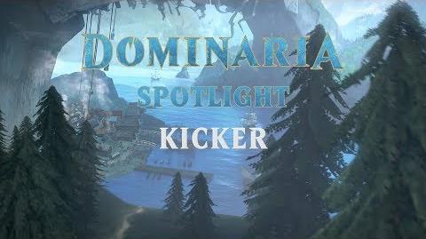 Dominaria Spotlight Kicker