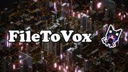 FR Tutoriel Convertir n'importe quel modèle 3D vers MagicaVoxel avec FileToVox