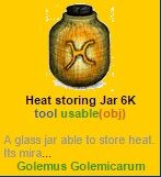 Heat Jar