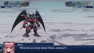 Super Robot Wars T - Rune God Regalia Attacks