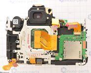 Canon 1300D SD PCB