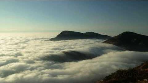 Skandagiri - Above the Clouds