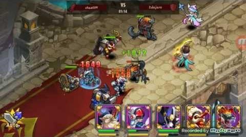 Magic Rush Heroes Ladder Tournament (7 wins)