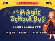 Creepy Crawly Fun (DVD, 2012) Root Menu