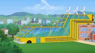 Bus Greenhouse