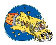 Classic Space Bus