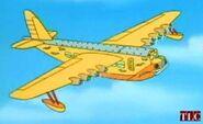 747 Bus - airplane