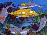 The Magic School Bus Shark Bus