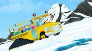 The Magic School Bus Rides Again The Bus as a Glacier Climbing Vehicle