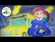 Saving the Magic School Bus 🎵 Magic School Bus Rides Again- In the Zone - Netflix Jr