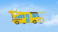 Classic Plane Bus