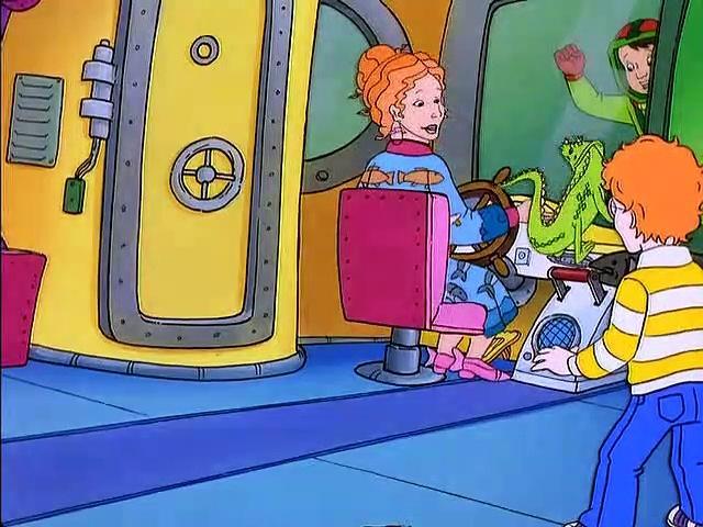The Magic School Bus S03E08 Goes Upstream (Migration)-0