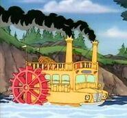 Paddleboat Bus
