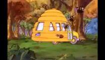 Beehive bus