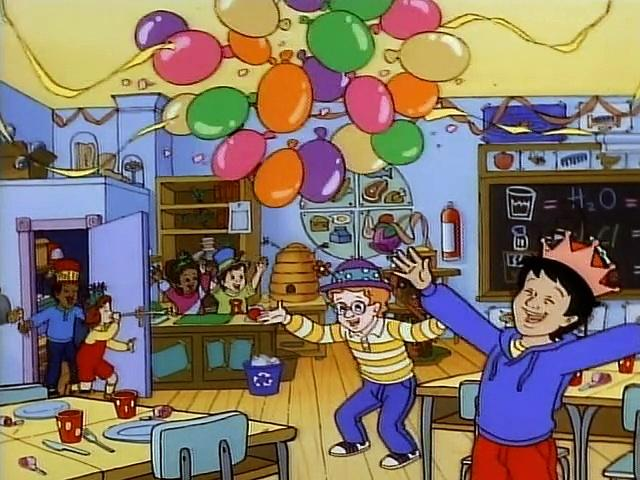 The Magic School Bus S01E09 Gets Ready, Set, Dough (Kitchen Chemistry)