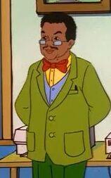 Mr. Ruhle
