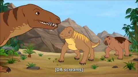 The Magic School Bus Rides Again - Tim, DA and Jyoti transforms into Dinosaurs-0