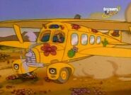 Airplane bus - All Dried Up