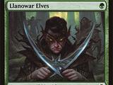 Elfi di Llanowar (Llanowar Elves)