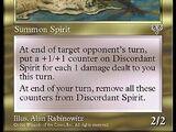 Spirito Dissenziente (Discordant Spirit)