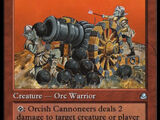 Orchi Cannonieri (Orcish Cannoneers)