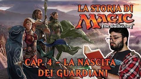 LA STORIA DI MTG (CAP