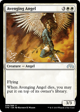 Angelo Vendicatore (Avenging Angel)