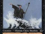 Sciamano del Mare (Brine Shaman)