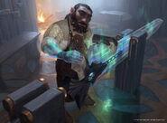 Koll, the ForgemasterART1
