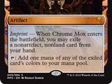 Mox di Cromo (Chrome Mox)
