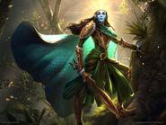 Lathril, Blade of the ElvesART1