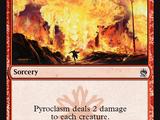 Piroclasma (Pyroclasm)