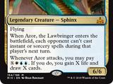 Azor, Dispensatore di Legge (Azor, the Lawbringer)