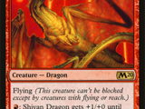 Drago di Shivan (Shivan Dragon)